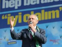 CHP lideri Kılıçdaroğlu: Erken seçim gündeme gelmez