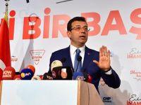 İmamoğlu: Türkiye'de demokrasi tehlikede
