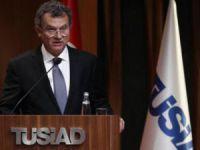 TÜSİAD Başkanı: Enflasyon dövize itiyor
