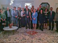 Almanya'dan Diyarbakırlı Avukata Liyakat Nişanı