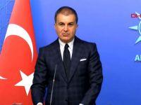 AK Parti Sözcüsü Çelik'ten kayyum açıklaması