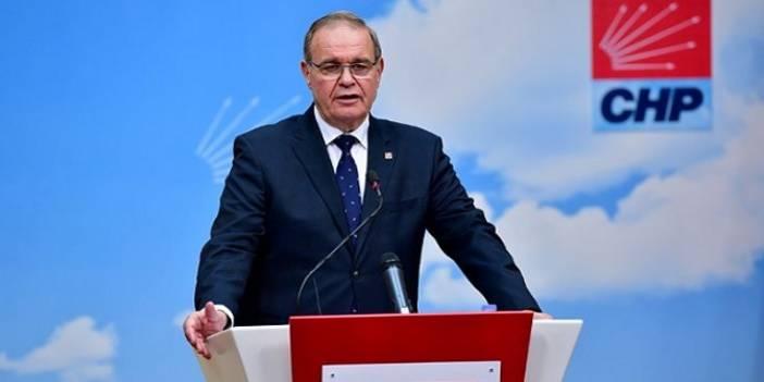 CHP'li Öztrak'tan 'Teoman Sancar' açıklaması