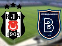 Beşiktaş lider Medipol Başakşehir'i  2-1 yendi