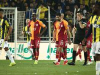 Fenerbahçe ile Galatasaray 1-1 berabere kaldı