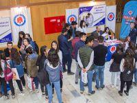 Hakkari üniversitesi lise öğrencilerine tanıtılıyor