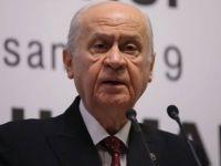 Bahçeli: İstanbul'da seçimin yenilenmesi maşeri vicdanı rahatlatacaktır