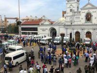 Sri Lanka'da törene saldırı: 156 ölü, yüzlerce yaralı