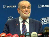 Karamollaoğlu partisinin 23 Haziran kararını açıkladı