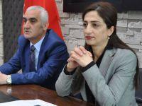 Eş Başkanlar Sarı ve Yaşar'dan 'su kesintisi' açıklaması
