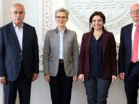 Avusturya Büyükelçisinden Van Belediyesine ziyaret