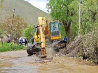 Hakkari Belediyesi altyapı çalışmalarına devam ediyor!