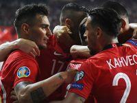 Türkiye, EURO 2020 elemelerinde Fransa'yı yendi