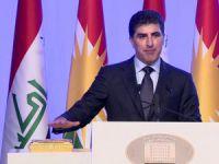 Neçirvan Barzani yemin ederek görevine başladı