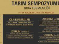 Diyarbakır'da Tarım Sempozyumu düzenleniyor