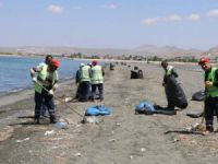 Van Gölü'nde kirlilik tehdidi
