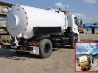 Yüksekova Belediyesi, kendi imkanlarıyla yeni bir araç yaptı