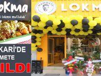 Hakkari'de Mamoste Lokmacı hizmete açıldı