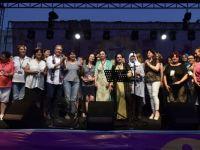 Hakkarili kadınlar 2. Kadın Kooperatifleri Festivali'ne katıldı