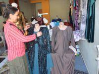 Hakkari'de Kübra dikim evi hizmete açıldı