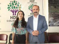 Hakkari Belediye Eş başkanlığına Armut seçildi