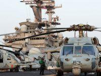 Trump: İran'a Ait İnsansız Hava Aracını düşürdük