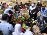 Süleyman Aksu, mezarı başında anıldı