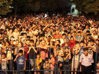 Diyarbakır'da 4 yıl sonra açık hava etkinliği
