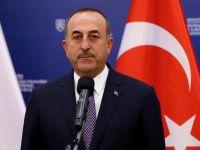 Dışişleri Bakanı Çavuşoğlu: Rusya YPG'yi Suriye ordusuyla bölgeden çıkartırsa, buna karşı çıkmayız