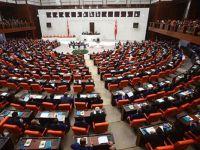 38 maddelik yargı paketi Meclis'te