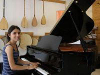 Genç dengbêj Sarya Ertaş: Ayşe Şan ve Meyrem Xan'dan ilham alıyorum