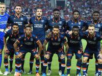 Medipol Başakşehir, Şampiyonlar Ligi'ne veda etti