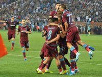 Trabzonspor, UEFA Avrupa Ligi'nde bir üst tura yükseldi