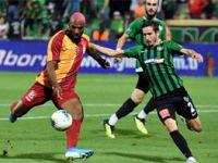 Galatasaray Denizlispor'a 2: 0 yenildi