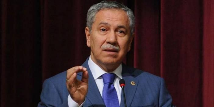 Bülent Arınç'tan Babacan ve Davutoğlu'na tepki: Yaptıkları yanlış