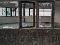 Van İpekyolu'nda parklar tahrip edildi