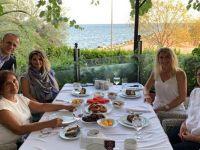 Selvi Kılıçdaroğlu, Dilek İmamoğlu ve Başak Demirtaş'la buluştu