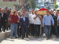 Şemdinli'de Patlamada hayatını kaybeden Sönmez toprağa verildi