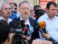 HDP'den protesto STK'lardan tepki