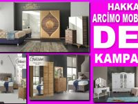 Hakkari 'Arcimo mobilya'dan dev kampanya