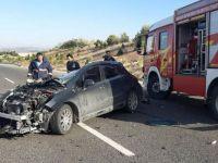 Ankara'da kaza: 3 ölü,3 yaralı