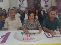 Hakkari HDP'den kayyum açıklaması