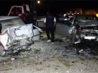 Nevşehir'de kaza: 3 ölü, 2 yaralı