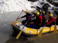 Hakkari'de Rafting!