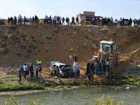 Yüksekova'da feci kaza: 2 ölü, 3 yaralı