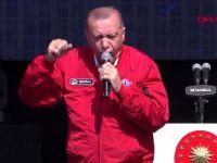 Erdoğan TEKNOFEST'te konuştu:Bunları bırakamayız