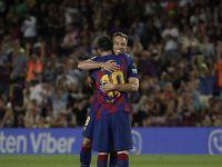 Barcelona sahasında kazandı