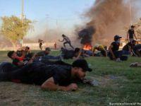 Irak'ta Salı gününden beri protestolar sürüyor