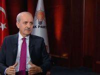 Kurtulmuş'tan Barış Pınarı Harekâtı açıklaması