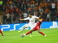 Galatasaray, Real Madrid karşısında 1-0 mağlup