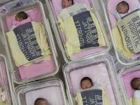 Çin'de 67 yaşındaki kadın doğal yolla hamile kaldı, kız bebek dünyaya getirdi